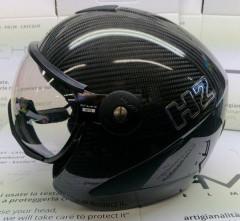 H2 carbon fibre+ štít VTS1