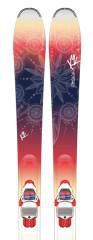Dámské sportovní sjezdové lyže K2OoolaLuv 85 Ti