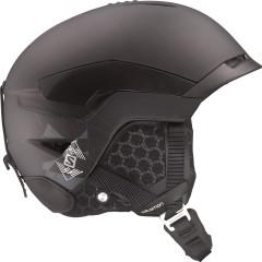 lyžařská helma salomon L36700300_quest černá