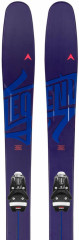 dámské sportovní sjezdové lyže DynastarLegend W96