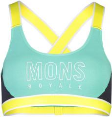 merino podprsenka Mons Royale Stella X-Back Bra