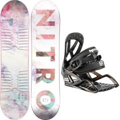 snowboard Nitro Spirit Kids