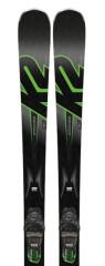 sportovní sjezdové lyžeK2 iKonic 80
