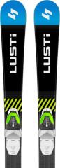 juniorské sjezdové lyže Lusti JS