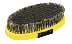 Kartáč Toko Base Brush oval Steel Wire