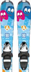 dětskésjezdové lyže Artis Kids