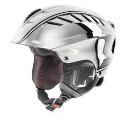 helma uvex x-ride motion style stříbrná