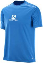 Triko Salomon Stroll Logo Short Sleeve Tee
