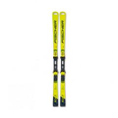 závodní sjezdové lyže Fischer RC4 WC CT