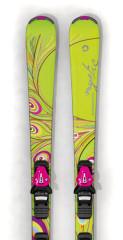 Dámské rekreační sjezdové lyže Sporten Mystic