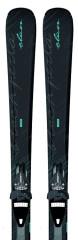 Dámské rekreační sjezdové lyže Elan Black Perla