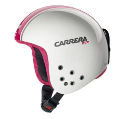 dámská závodní lyžařská helma Carrera Bullet