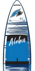 "Aloha 11´4""x31""x6"" - modrá"