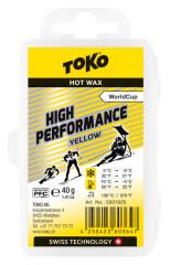 High Performance Hot Wax yellow 40g