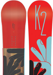 Juniorský snowboard K2 Fastplant Grom