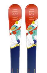 sjezdové lyže Lusti JT Junior Yetti