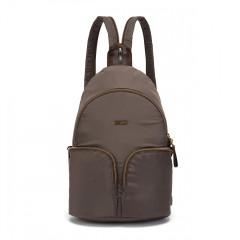 Stylesafe Sling Backpack - mocha