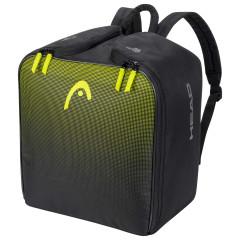 batoh na boty a helmuHead Boot Backpack