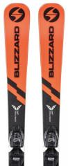 Dětské sjezdové lyže Blizzard Firebird Comp. JR