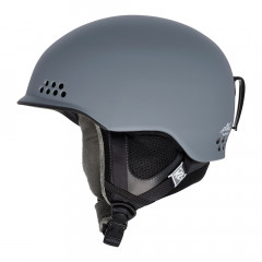 Lyžařská helma K2 Rival - šedá
