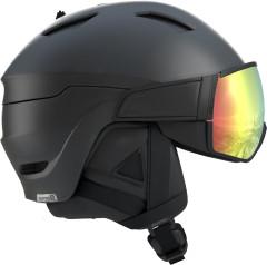 lyžařská helma Salomon Driver CA Photo
