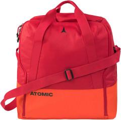 Atomic Boot + Helmet Bag - červená/oranžová
