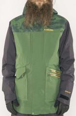 Lifted GTX 3L Jacket - zelená