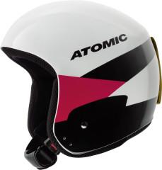 lyžařská helma atomic_REDSTER_REPLICA_bílá