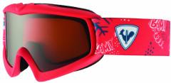 lyžařské brýle Rossignol Raffish S oranžová