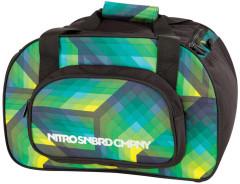 Duffle Bag XS - zelená