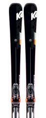 sjezdové lyžeK2 Speed Charger