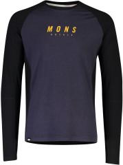 merino triko Mons Royale Olympus 3.0 LS