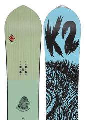 snowboard K2 Happy Hour - 157