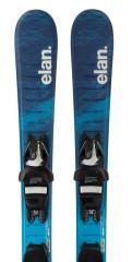 dětské freestyle lyže ElanPinball Pro Quick Shift