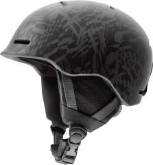 juniorská lyžařská helma atomic_MENTOR_JR_černá