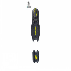 XC-BINDING ROLLERSKI SKATE BLACK YELLOW