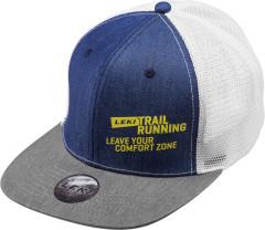 Kšiltovka LekiTrail Running Trucker Cap