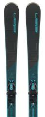 dámskésjezdové lyžeElan Element W Black LS