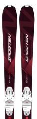 dámské rekreačnísjezdové lyžeSporten Iridium 4 W