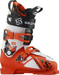 Freestyle lyžařské boty SalomonGhost FS 100