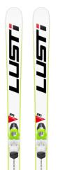 juniorské sjezdové lyže Lusti JRT GS