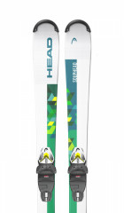 juniorské lyže Head Souphead SLR Pro