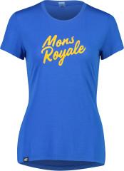 merino triko Mons Royale Icon Tee