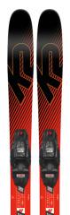 juniorské freeride lyžeK2 Pinnacle Jr