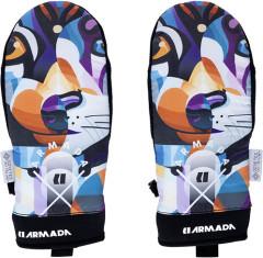 Dámské lyžařské rukavice ArmadaW Carmel Windstopper Mitt