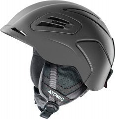Lyžařská helma Atomic Mentor šedá
