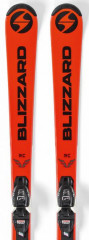 Juniorské sjezdové lyže Blizzard Firebird RC JR