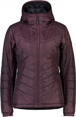 Dámskámerino bunda Mons RoyaleNordkette Wool Insulation Hood W