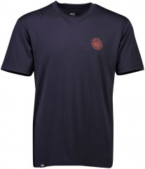merino triko Icon T-Shirt - tmavě modrá