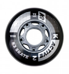 K2 Active Wheel 72mm